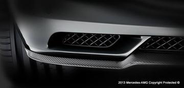 Mercedes teast speciale SLS