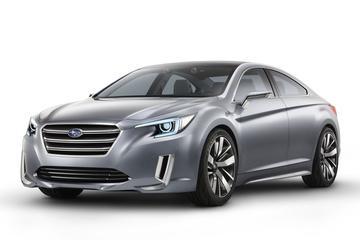 Subaru showt Legacy Concept in LA