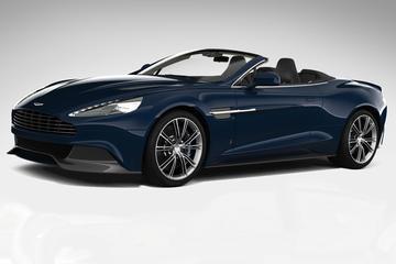 Kerstcadeau: Aston Martin Vanquish Volante NM