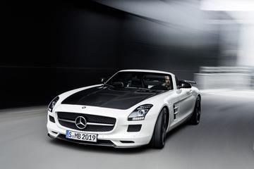 Uitzwaaien: Mercedes SLS AMG GT Final Edition