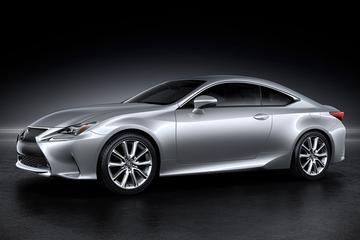 Productiemodel Lexus RC definitief