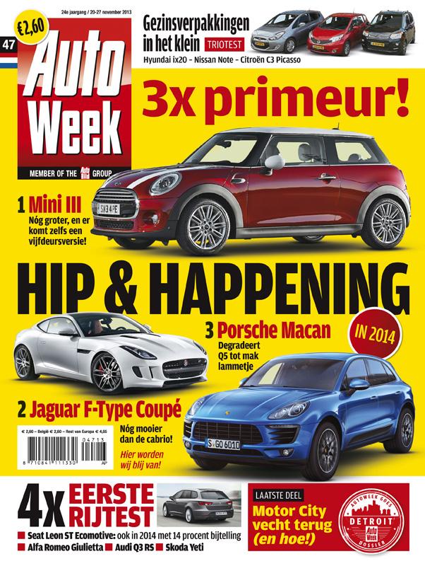 AutoWeek 47 2013