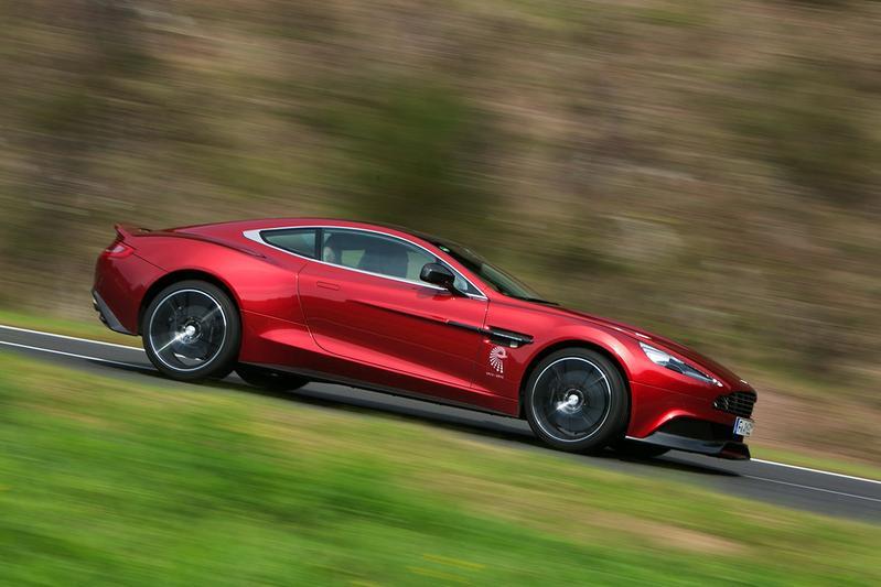 Rij-impressie Aston Martin Vanquish