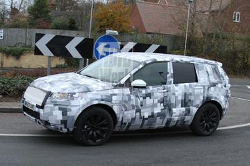 Nieuwe Land Rover Freelander wordt serieus
