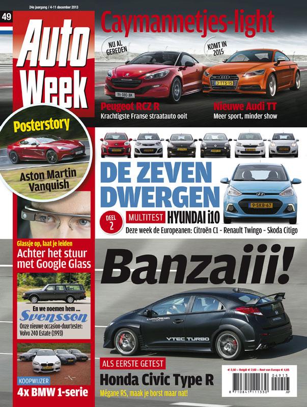 AutoWeek 49 2013