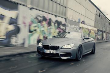 BBM Motorsport tilt BMW M6 Cabrio naar 705 pk
