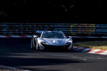 McLaren peilt interesse voor circuitversie P1
