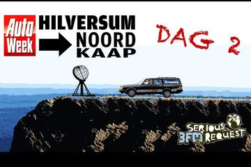 Noordkaap Challenge - Dag 02