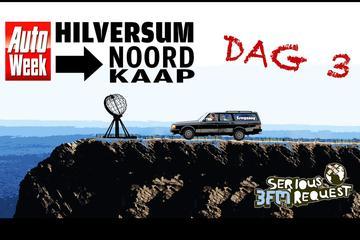 Noordkaap Challenge - Dag 03
