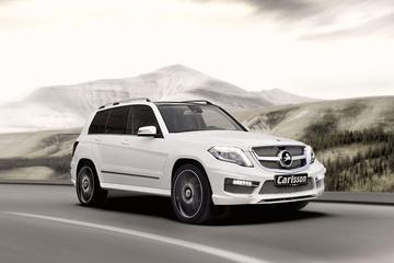 Mercedes GLK-klasse volgens Carlsson