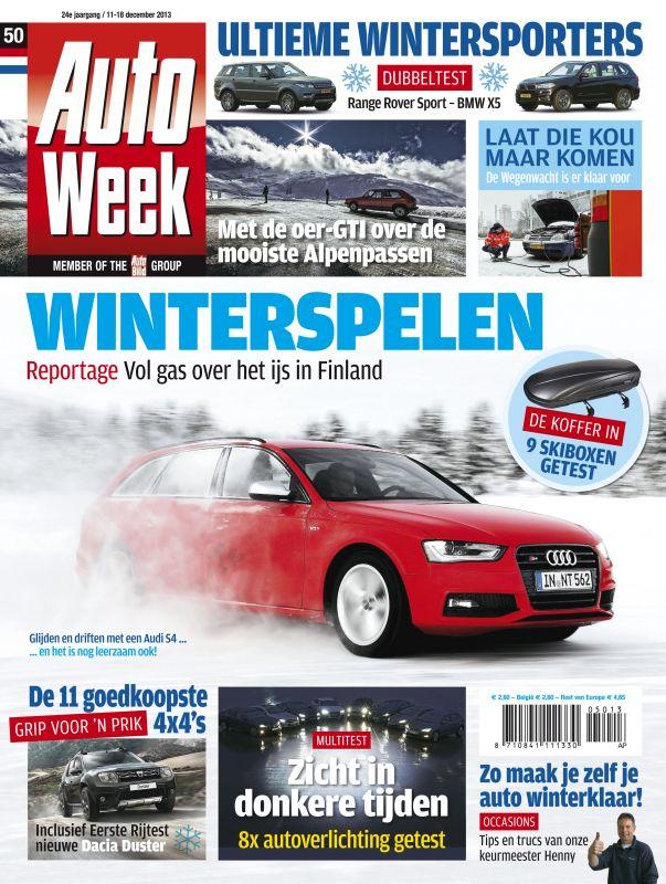 AutoWeek 50 2013