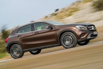 Gereden: Mercedes-Benz GLA-Klasse