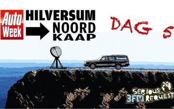 Noordkaap Challenge - Dag 05