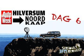 Noordkaap Challenge - Dag 06