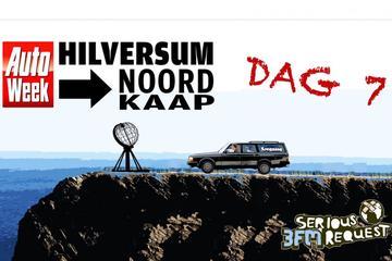 Noordkaap Challenge - Dag 07
