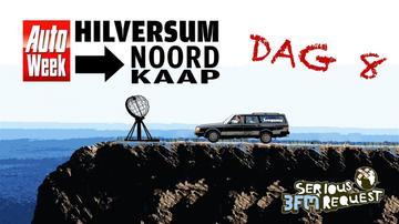 Noordkaap Challenge - Dag 08