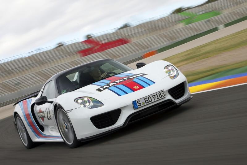 Rij-impressie Porsche 918 Spyder