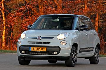 Fiat 500L nu ook op CNG