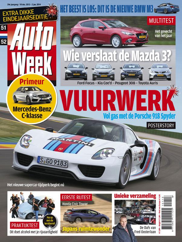 AutoWeek 51/52 2013