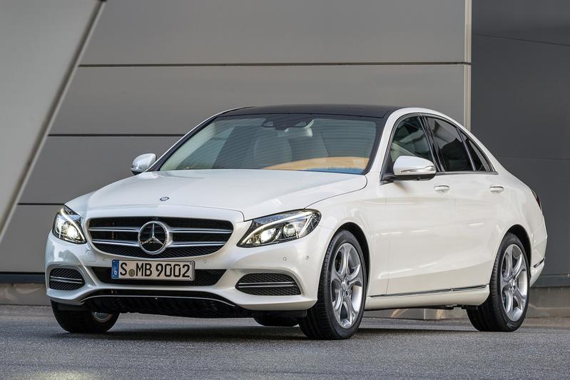 Mercedes-Benz C 350 e Lease Edition (2015) #7