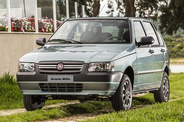 Uit de magnetron: Fiat Mille Grazie
