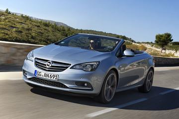 Opel legt namen Cascada en Calibra vast voor USA