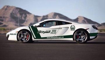 Dubai's nieuwste speeltje: McLaren 12C