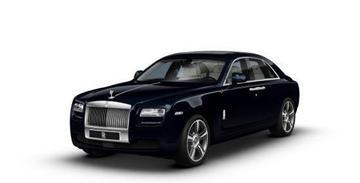 Geheimzinnig: Rolls-Royce Ghost V-Spec