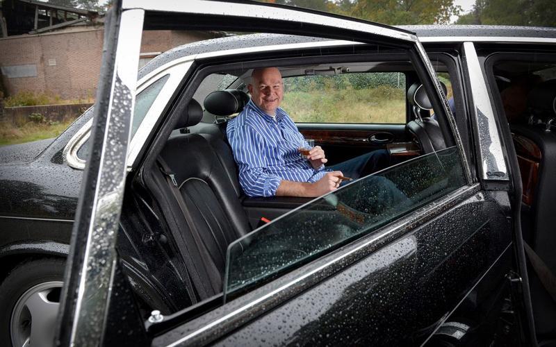 Klokje Rond - Daimler Eight