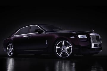 Officieel: Rolls-Royce Ghost V-Specification