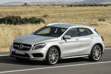 Mercedes GLA 45 AMG is een 'koopje'