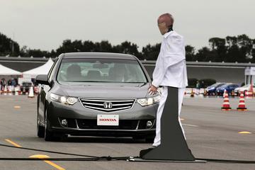 De toekomst van Honda