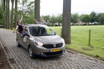 Afscheid - Dacia Lodgy TCe 115
