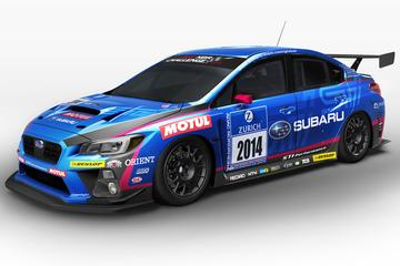 Subaru WRX STI nu al als endurance-racer