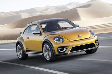 Volkswagen Beetle Dune naar Nederland