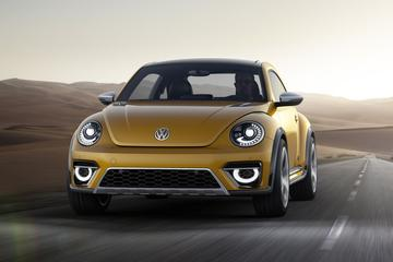 Volkswagen Beetle Dune komt begin 2016