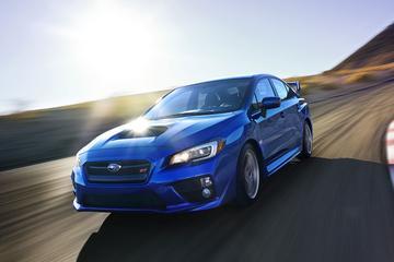 Nu officieel: de nieuwe Subaru WRX STI