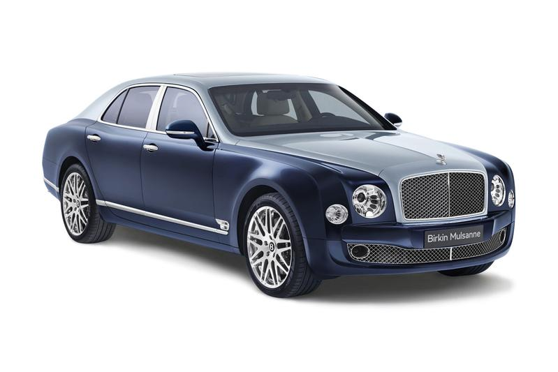 Bentley Mulsanne krijgt Birkin-maatpak