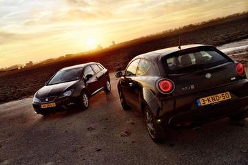 Spaardieseltuning: Seat Ibiza Ecomotive & Alfa Mito JTD