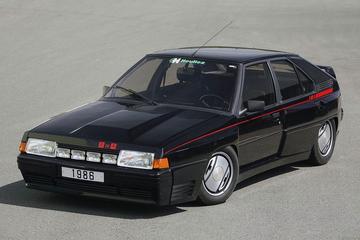 VriMiBolide: Citroën BX 4TC