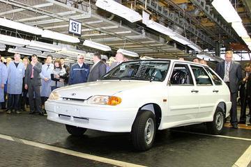 Eind van een tijdperk: Lada Samara met pensioen