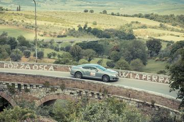 Mille Miglia per Bentley Continental