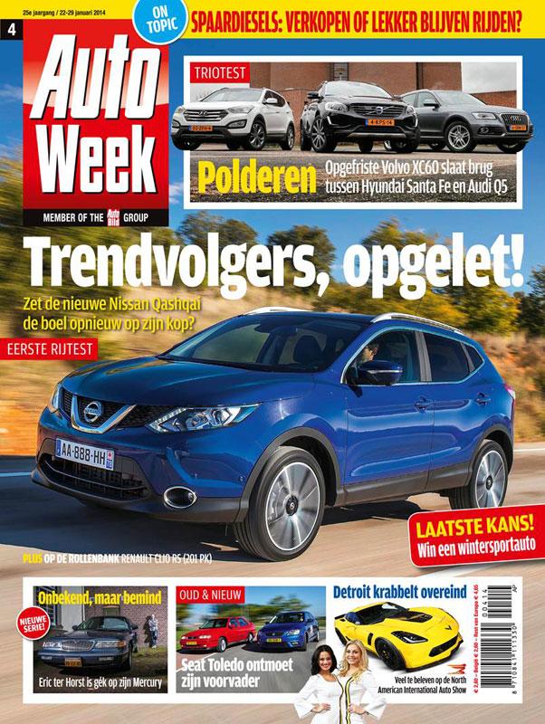 AutoWeek 4 2014