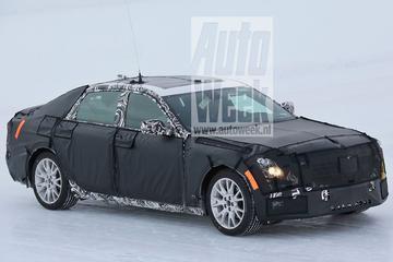 Cadillac CT6 krijgt hybride-3,0-liter V6