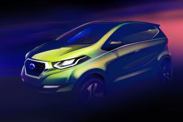 Datsun neemt I2 Concept mee naar India