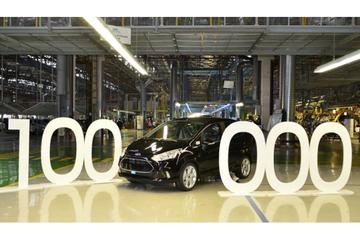100.000e Ford B-Max geproduceerd