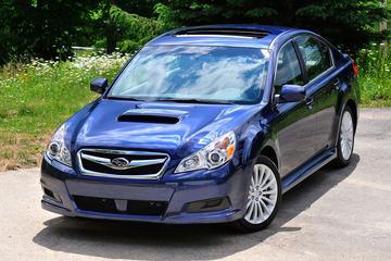 'Subaru Legacy krijgt 1.6-turboboxer'