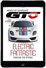 Geniet van de Porsche 918 Spyder in GTO CarZine 4