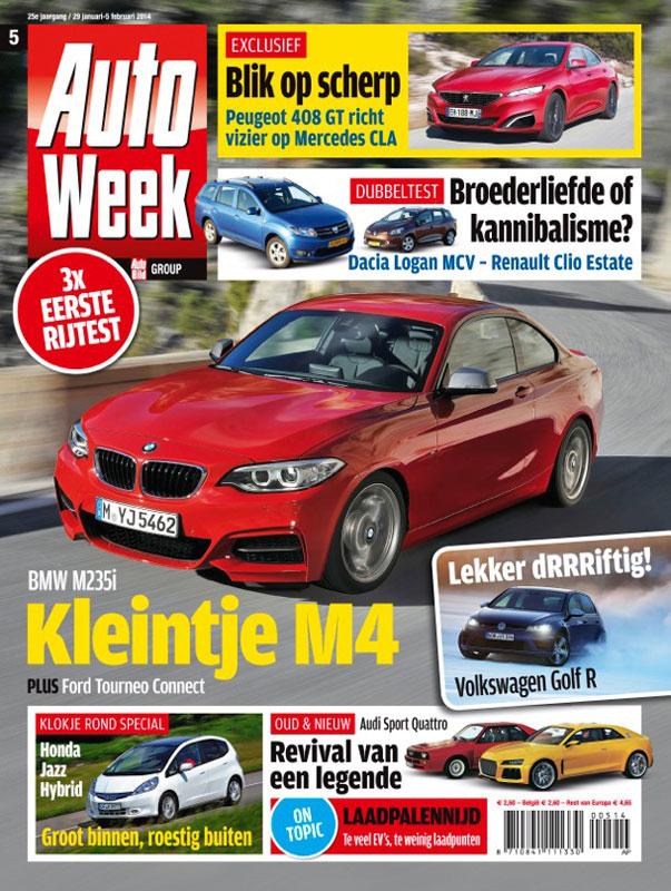 AutoWeek 5 2014