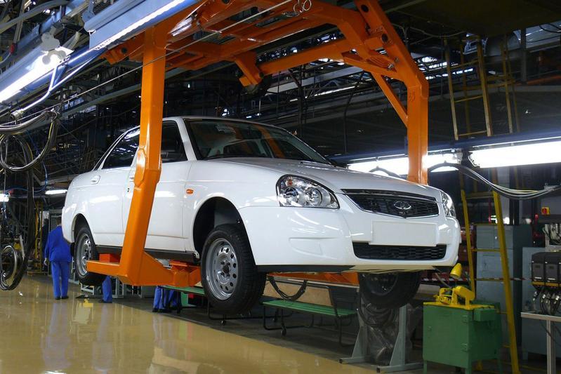 Renault-Nissan moderniseert Lada